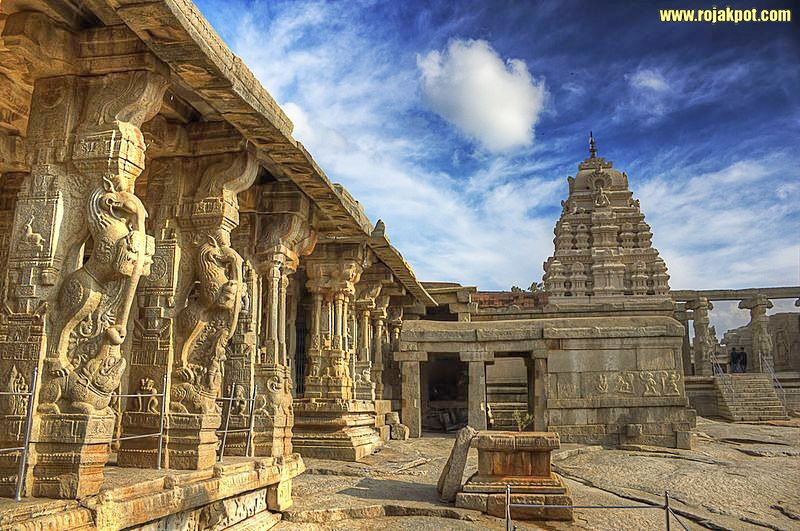 Virabhadra / Veerabhadra / Lepakshi Temple / Credit : Premnath Thirumalaisamy
