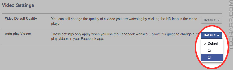 How To Turn Off Auto-Play Videos In Facebook