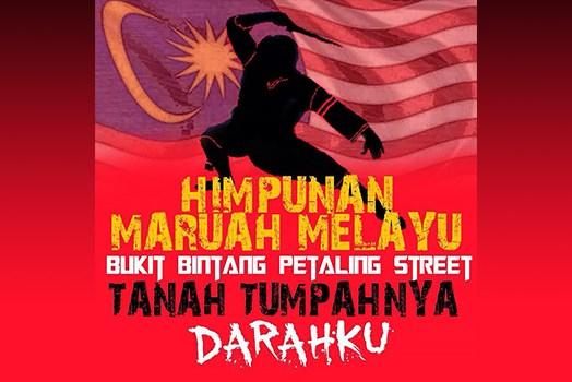 Malay Pride Gathering To Counter Bersih 4.0