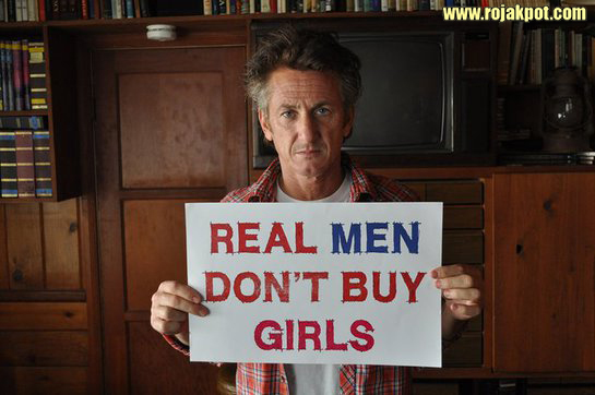 Real Men Don't Buy Girls - Sean Penn