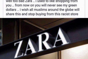 Are Women Wearing The Hijab Banned From Zara Stores?