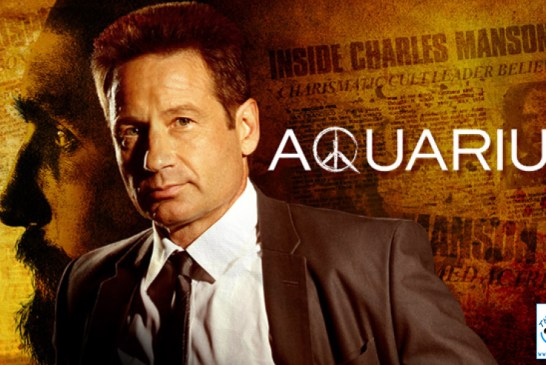 David Duchovny Interviewed On Aquarius