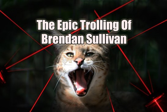 Epic Trolling Of Brendan Sullivan By Robert Graves
