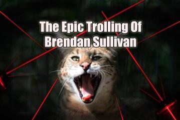 Epic Trolling Of Brendan Sullivan By Robert Graves