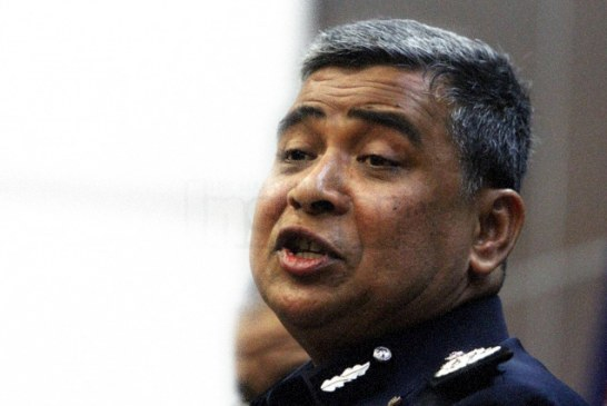 IGP Khalid Trolls Us With Lose Fat Or No Promotion Pledge