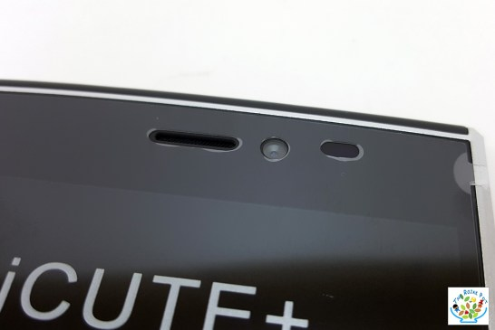 EXMobile iCute Plus Smartphone front camera