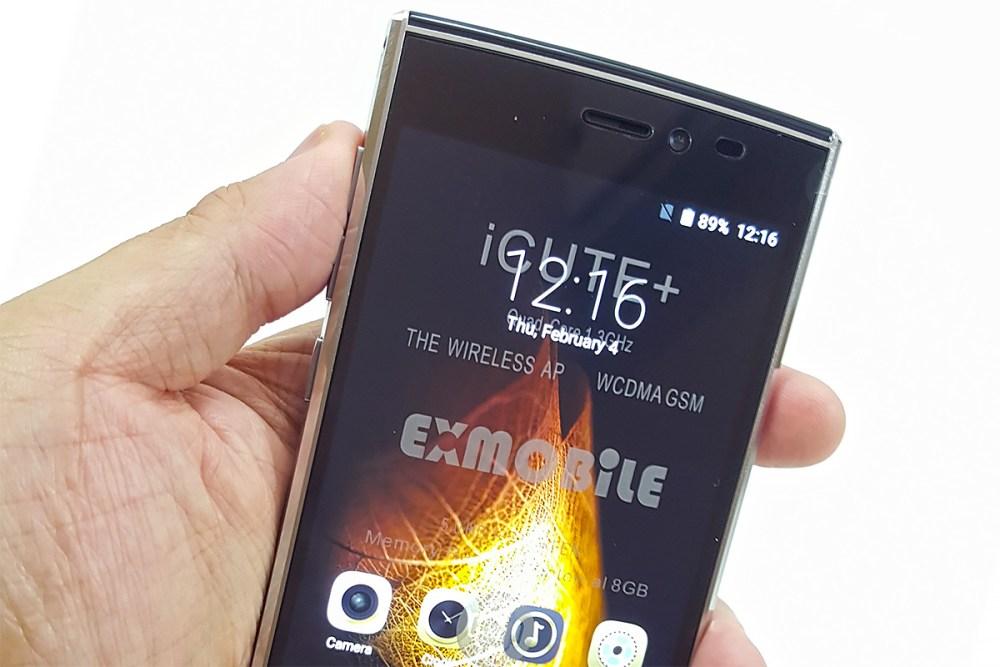 EXMobile iCute Plus Smartphone