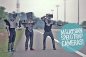 The Malaysian AES + Speed Trap Camera Locations 4.0