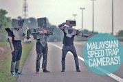 Malaysian AES & Speed Trap Camera Locations