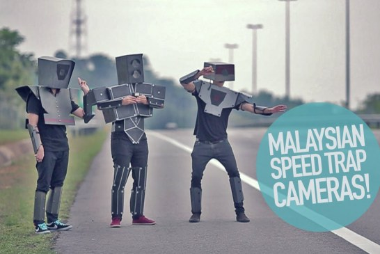 The Malaysian AES & Speed Trap Camera Locations Rev. 3.0