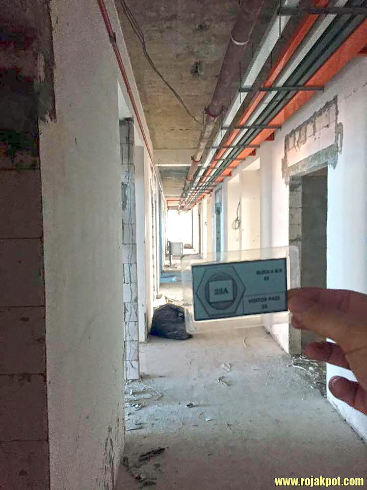Empire City Damansara In Trouble?