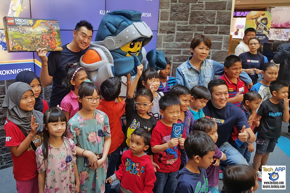 LEGO NEXO Knights Launched In Malaysia