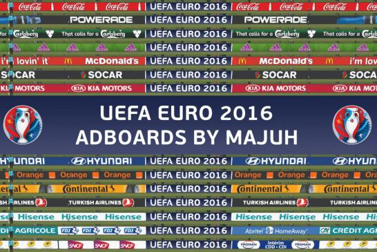 Pro Evolution Soccer 2016 Adboard Patch