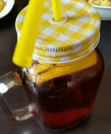 The Color Purple : Deep South Lemon Ice Tea