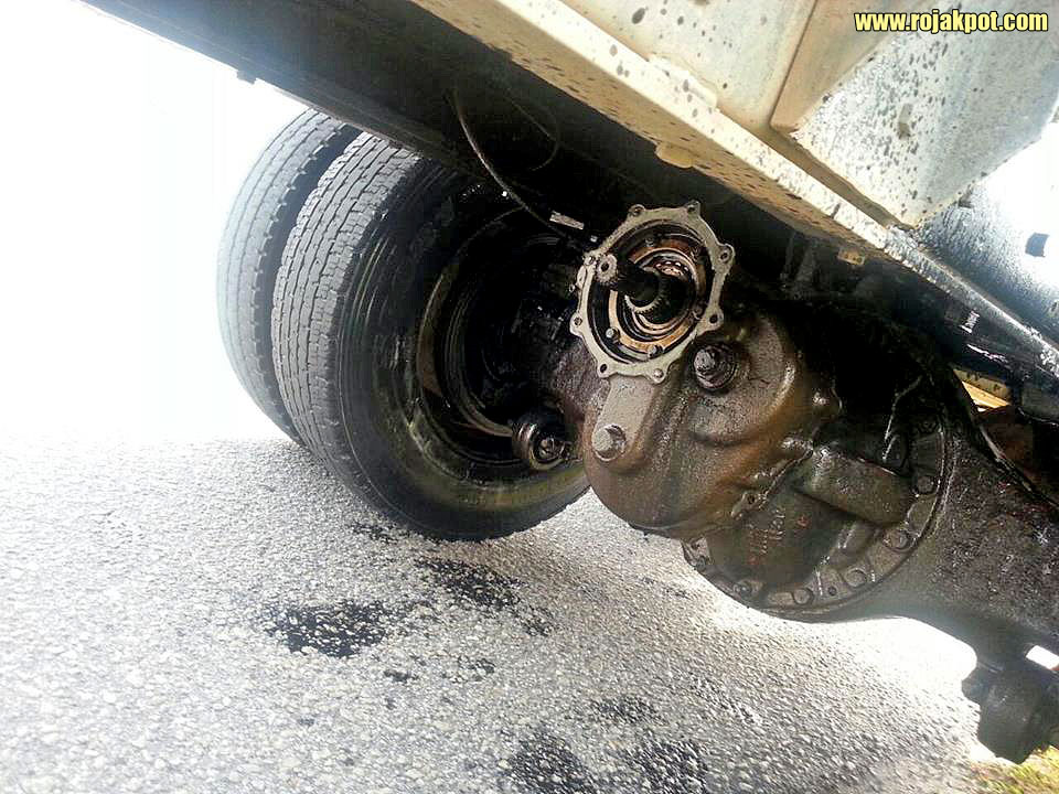 Truck Gearbox Kills Driver In Freak Accident