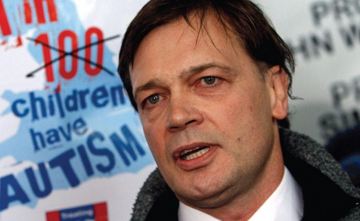Correcting The Record On Andrew Wakefield (Updated)