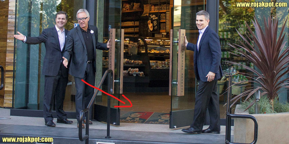 The Trump Photo On A Starbucks Floor Hoax Debunked!