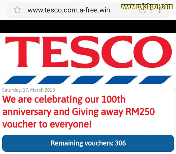 The Tesco 100th Anniversary WhatsApp Hoax Debunked!