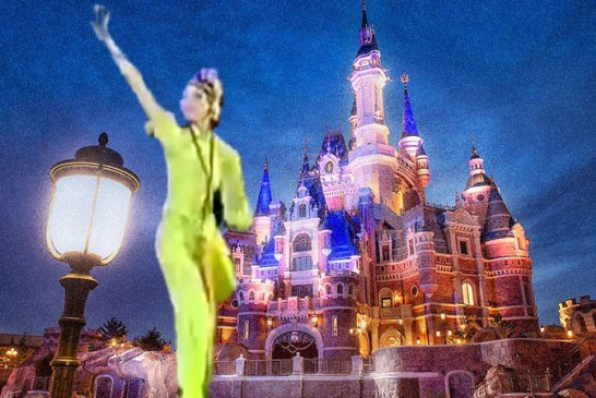 The Shanghai Disneyland Robot Dancer Hoax Debunked!