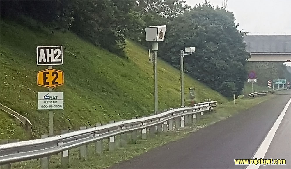 The 2019 Malaysian AES + Speed Trap Camera Locations | The