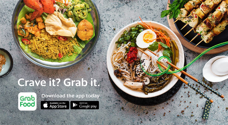 GrabFood Restaurants