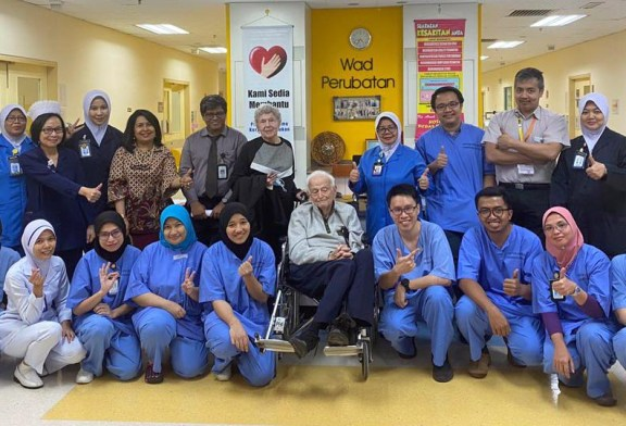 COVID-19 In Malaysia : 22 Discharged, One New Case!