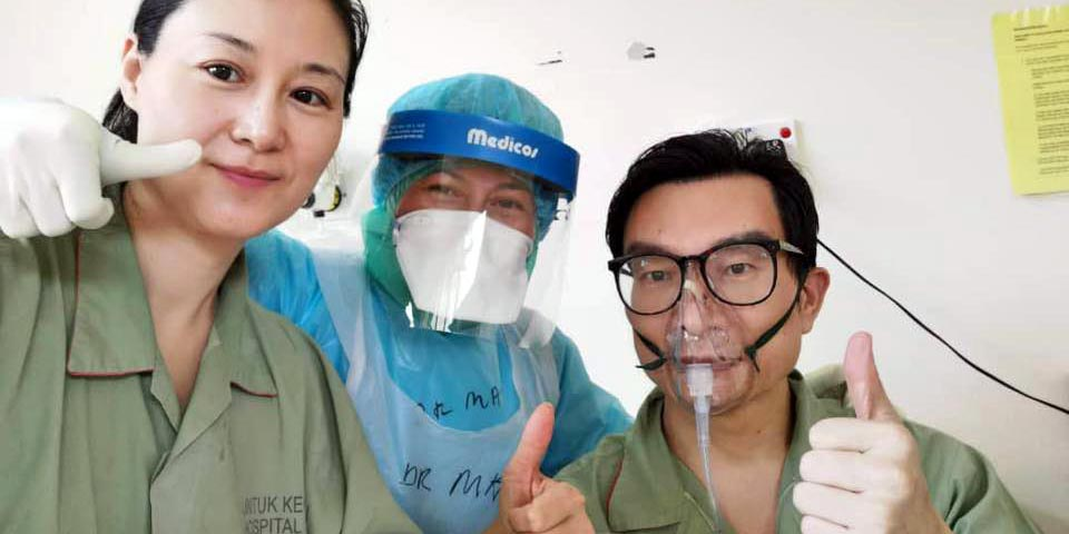 Watch : Two More COVID-19 Patients Recovers In Malaysia!