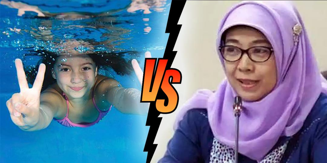 No, Girls Cannot Get Pregnant By Swimming With Boys!