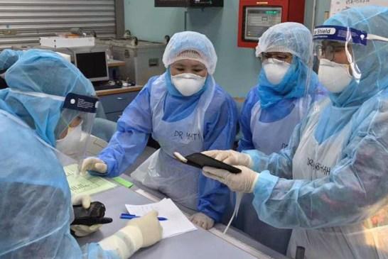 COVID-19 in Malaysia : 1518 Cases, 212 New, 4 More Dead!
