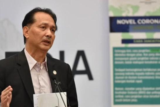COVID-19 in Malaysia : 2320 Cases, 159 New, 1 More Dead
