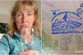 Souvenir Passport Stamp : Don't Put It In Your REAL Passport!
