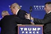 Donald Trump Fainted From Coronavirus Hoax Debunked!