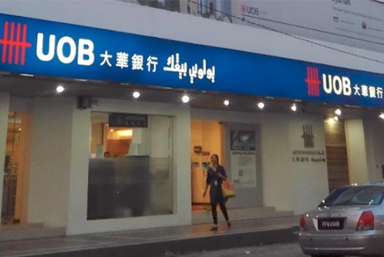 UOB Confirms COVID-19 Positive Case At Penang Branch!