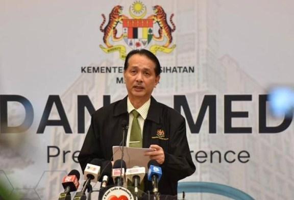 COVID-19 in Malaysia : 3116 Cases, 208 New, 5 More Dead