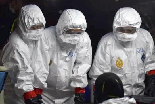 COVID-19 in Malaysia : 3333 Cases, 217 New, 3 More Dead