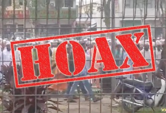 Anti-Lockdown Gathering Of Muslim Migrants Debunked!