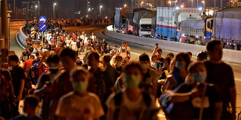 Fact Check : Out-Of-Control Crowd @ Johor Bahru CIQ!