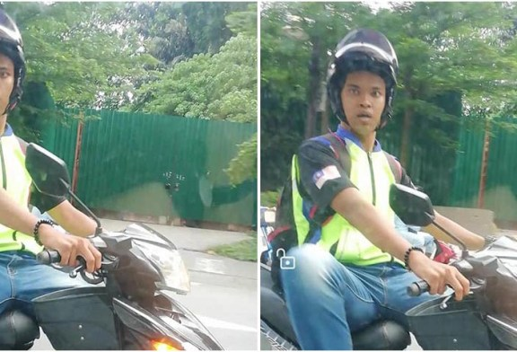 KL Motorcycle Road Bullies With Fake Plates?