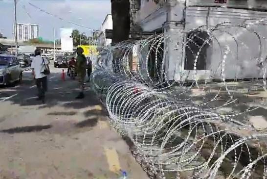 Pudu lockdown 09