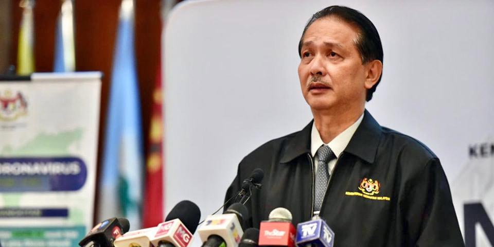 COVID-19 Malaysia : 8336 Cases, 6975 Recovered, 117 Dead
