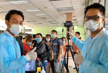COVID-19 Malaysia : 8494 Cases, 7400 Recovered, 121 Dead