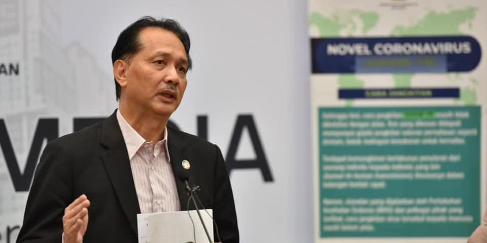 COVID-19 Malaysia : 8587 Cases, 8177 Recovered, 121 Dead