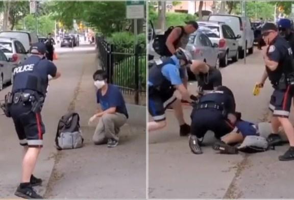 Boyu Shi : Was He Racially Profiled + Arrested By Toronto PD?