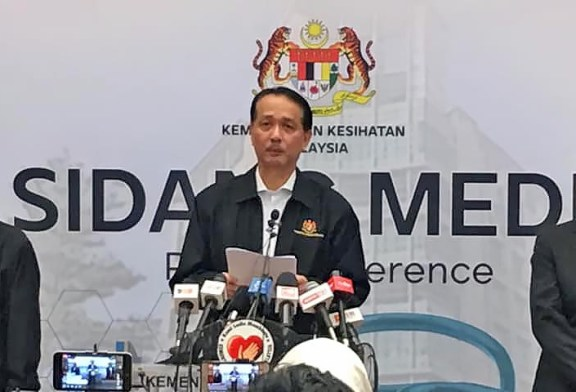 COVID-19 Malaysia : 8704 Cases, 8515 Recovered, 122 Dead