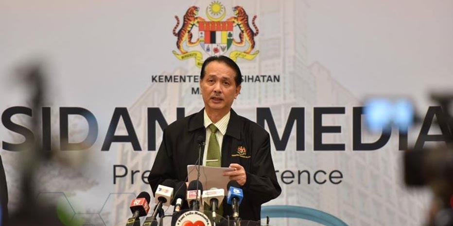 COVID-19 Malaysia : 9257 Cases, 8949 Recovered, 125 Dead