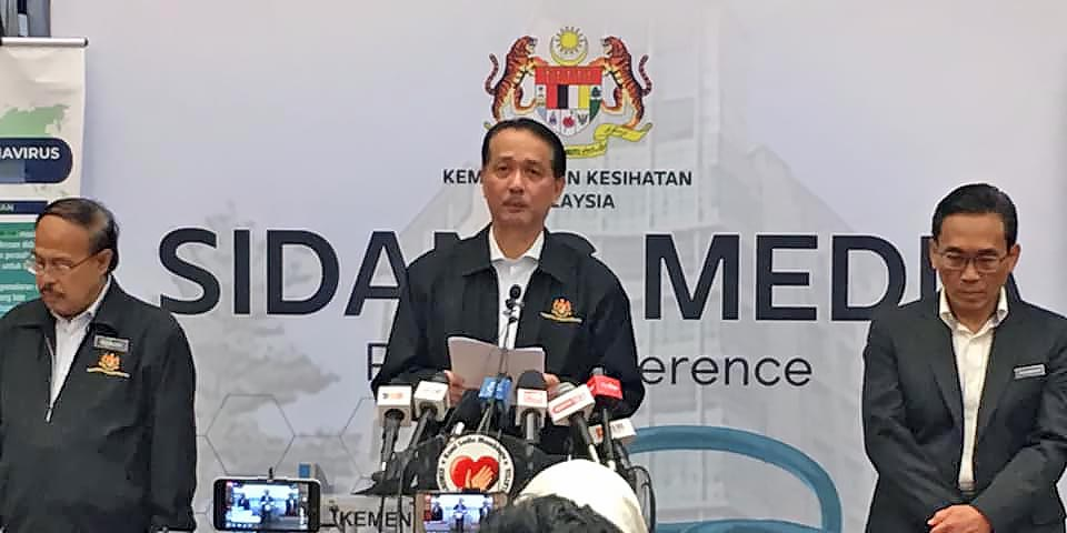 COVID-19 Malaysia : 9340 Cases, 9054 Recovered, 127 Dead