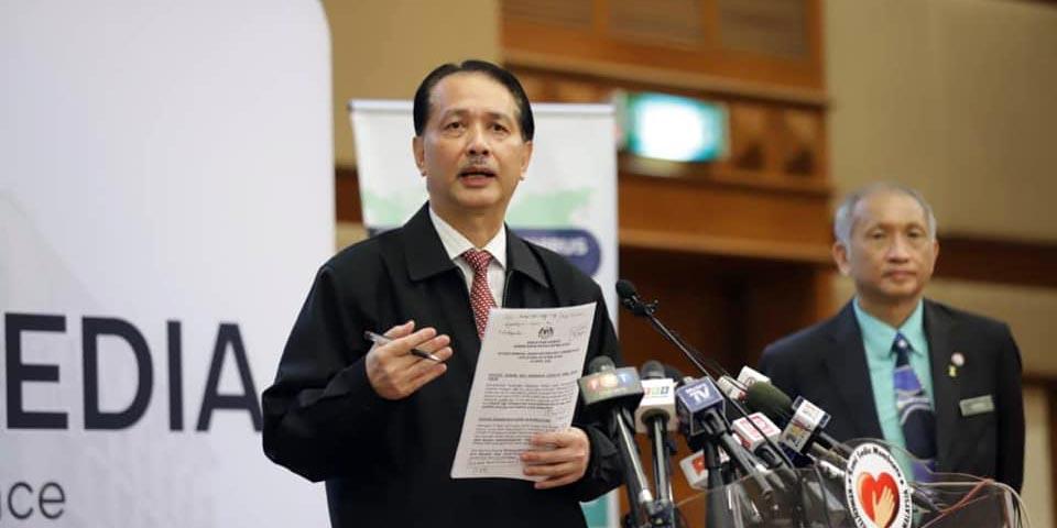 COVID-19 Malaysia : 10,0052 Cases, 9250 Healed, 128 Dead