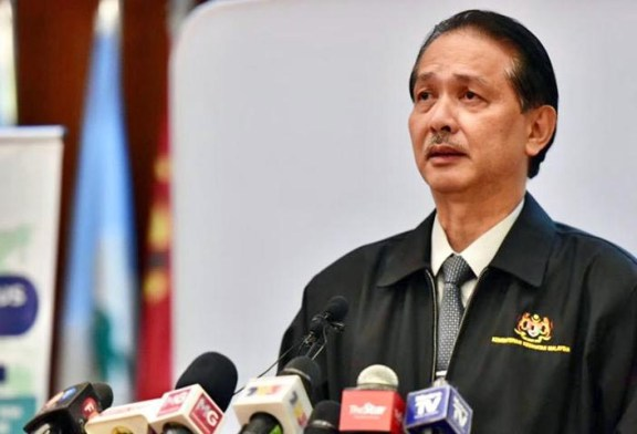 COVID-19 Malaysia : 10,219 Cases, 9355 Healed, 130 Dead