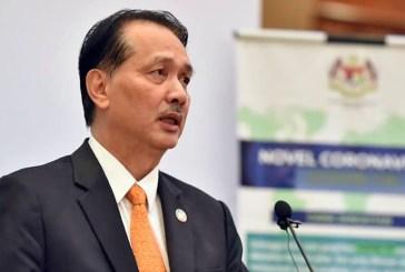 COVID-19 Malaysia : 9628 Cases, 9167 Recovered, 128 Dead