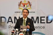 COVID-19 Malaysia : 9946 Cases, 9203 Recovered, 128 Dead